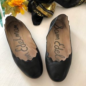 SAM EDELMAN SHOES BLACK SIZE 8.5